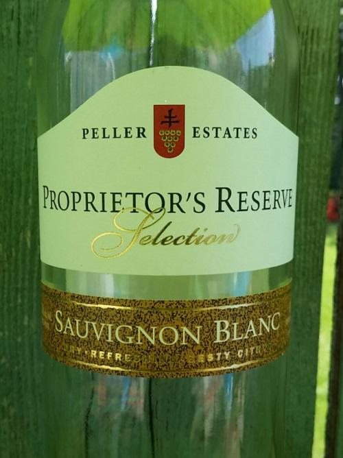 Peller Estates Proprietor's Reserve Sauvignon Blanc