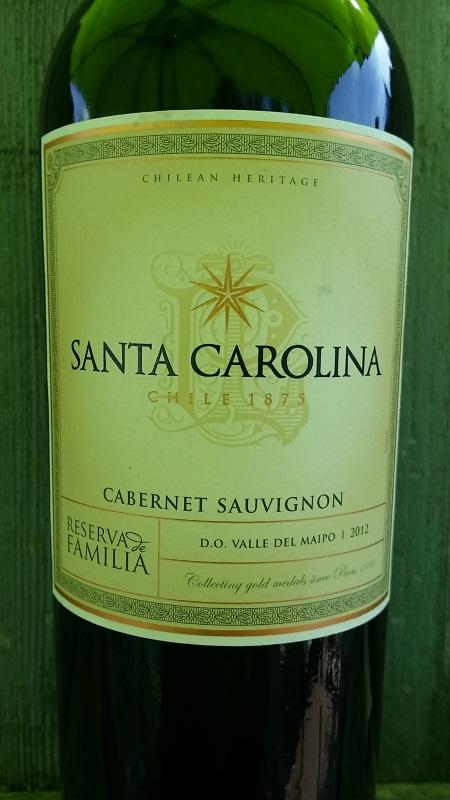 Santa Carolina Cabernet Sauvignon 2012_resize