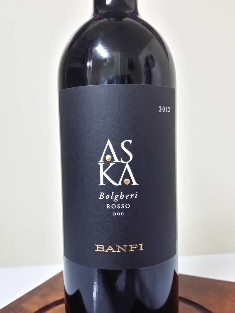 Banfi Wines ASKA 2012