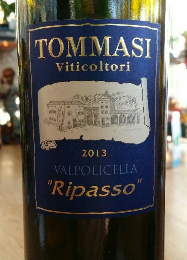 Tommasi Viticoltori Valpolicella - Ripasso- 2013