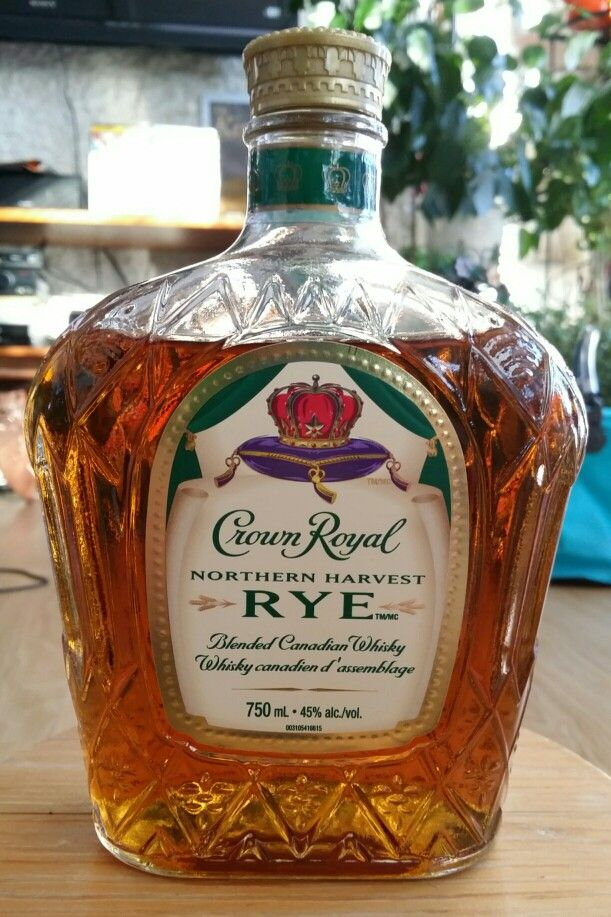 Crown Royal Northern Harvest Rye Blended Canadian Whisky