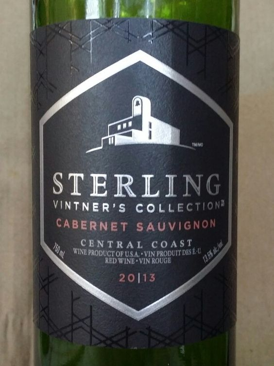 sterling vitners sauvignon california