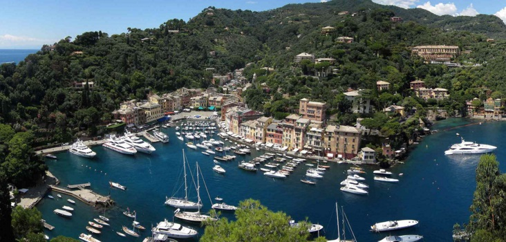 Liguria - North-West Coast of Italy