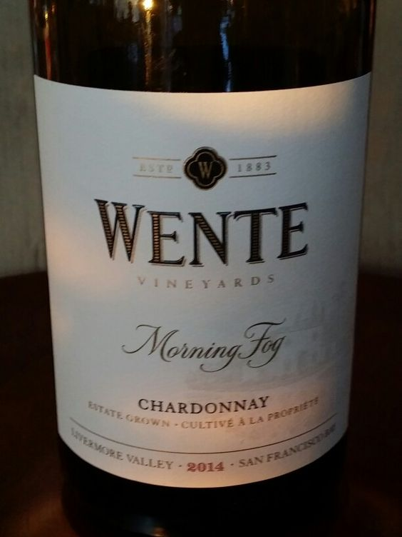 White Wine-Morning Fog Chardonnay