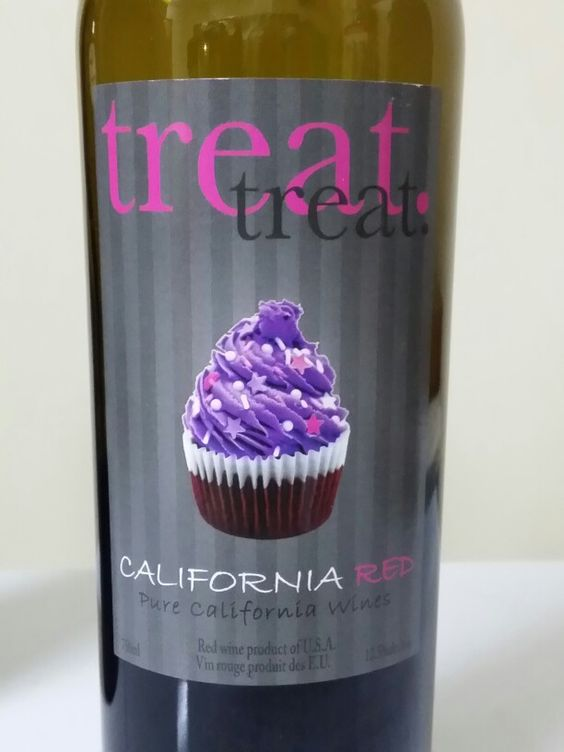 Treat California Red USA