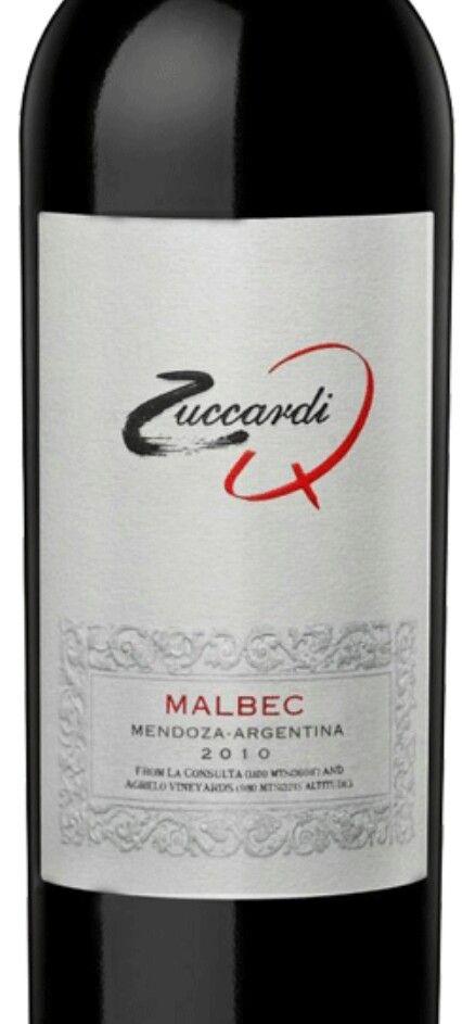 Zuccardi Q Malbec Mendoza Argentina